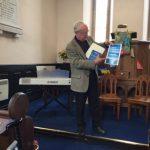 Ian Bradley talking about spirituality in Argyll