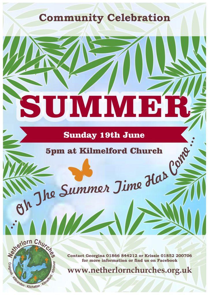 Community Celebration Summer 2016