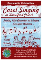 Christmas Community Celebration, Kilmelford Church