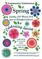 Spring Community Celebration, 25th March