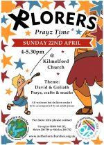 Xplorers Prayz Time, 22nd April