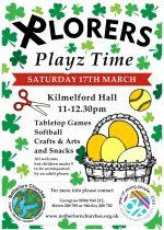 Xplorers Playz Time, 17th March