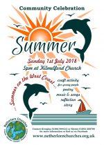 Summer Community Celebration, 1st July
