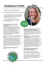 Parishioner Profile: Jenny Fothergill