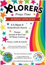 Xplorers Prayz, 24th June