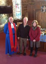 New Elders ordained at Kilbrandon Church