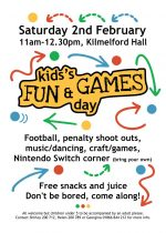 Kidz Fun & Games Day