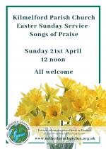 Kilmelford Easter Service