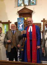 Reverend Ken's Commissioning Service