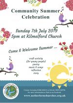 Community Summer Celebration, 7th July
