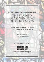 The Stained Glass Windows of Kilbrandon, 19th September