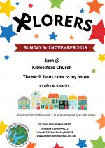 Xplorers, 3rd November