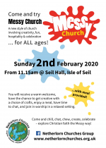 Messy Church, 2nd February