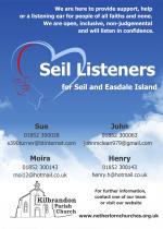 Seil Listeners for Seil and Easdale Island