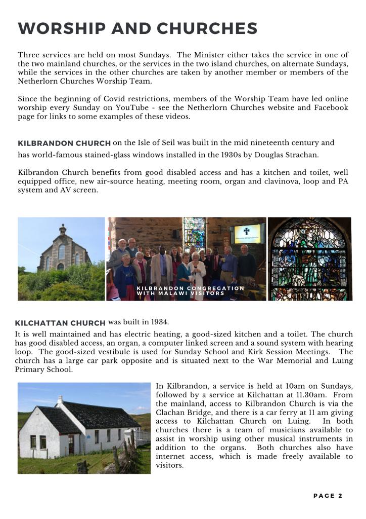 FINAL - The Netherlorn Churches Parish Profile-3